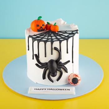 Spider Hallow Pumpkin