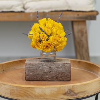 Yellow Celina Wood I
