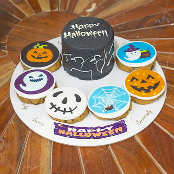 15% OFF - Trick Or Treat Party I