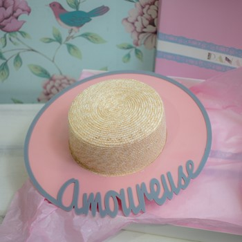 Amoureuse Hat
