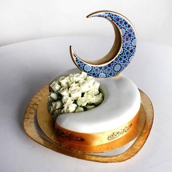 Ramadan Cake 8