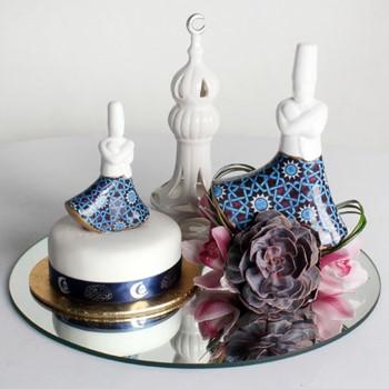 Ramadan Cake 17