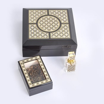 Brown Islamic Box IIII