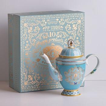 Happy Tea Pot