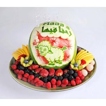 Eid Fruit Tray 3