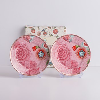 Spring Of Life Plates