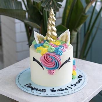Unicorn Cake I