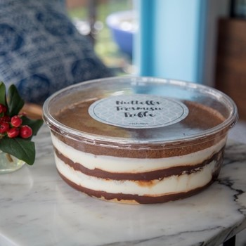 Nutella Tiramisu Trifle