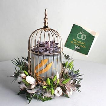 Cage Cake