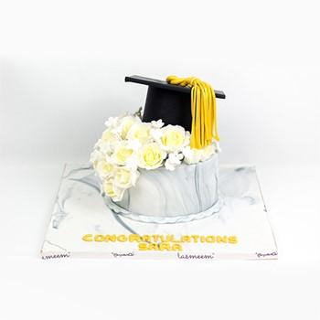 Graduation Cake II