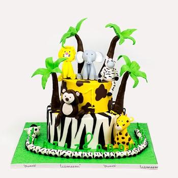 Character Cake I