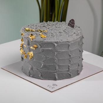 Gray Cake 2