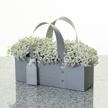 Grey Classic Box