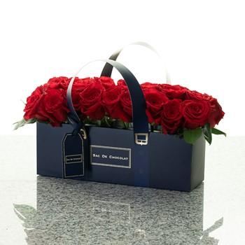 Royal Blue Roses (1/2 KG)