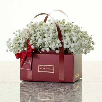 Maroon Small Bags (13 pieces)