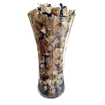 Chocolate Wraps Vase (Medium)