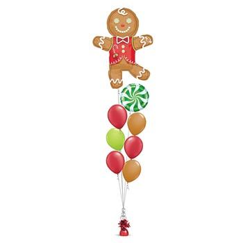 Gingerman Bread Bouquet