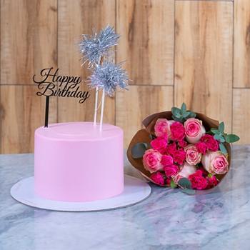 Pink Cake 9