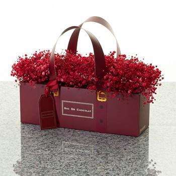 Maroon Bag 1/2 Kg