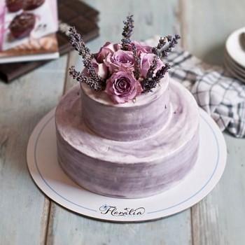 Double Blueberry Cake