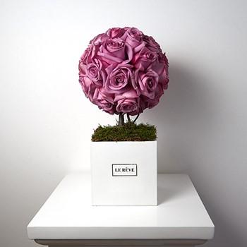 Love Tree Purple M