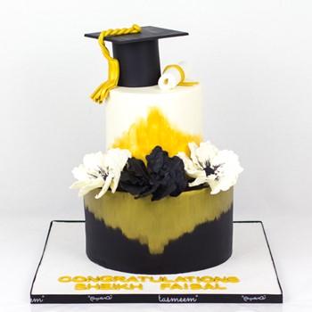 Graduation Cake IV