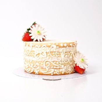 Classic Victoria Strawberry Sponge Cake