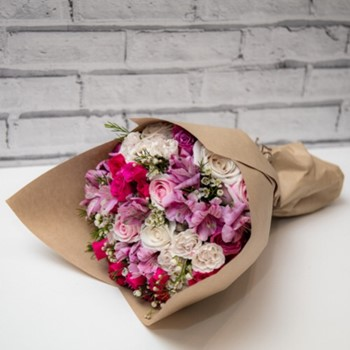 The Hand Bouquet