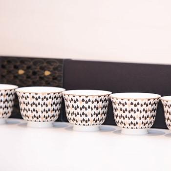 Chaffe Cups Swirl