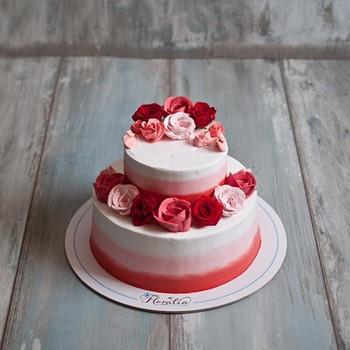 Double Victoria Cake