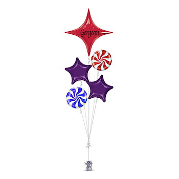 The Balloon Bouquet