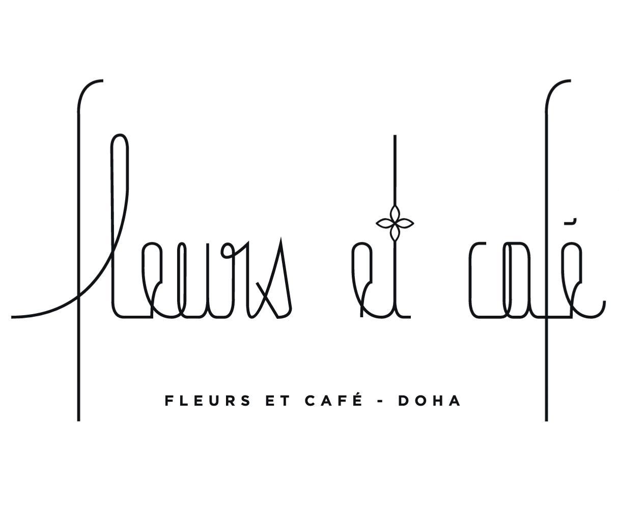 Fleurs et Cafe